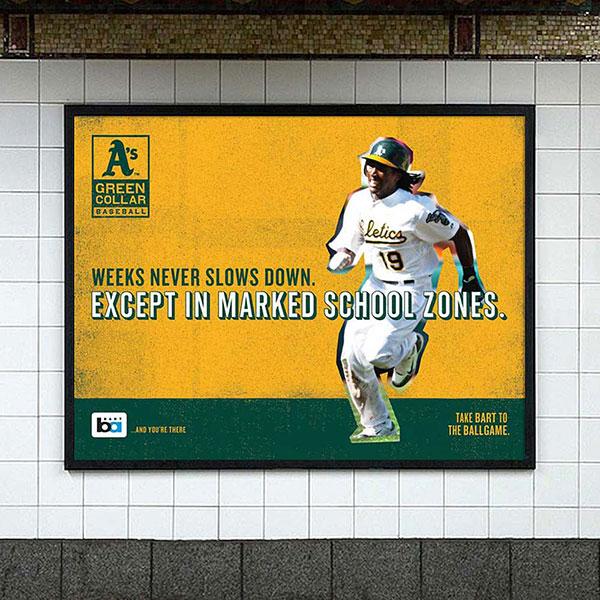 Oakland A's 2012 Campaign