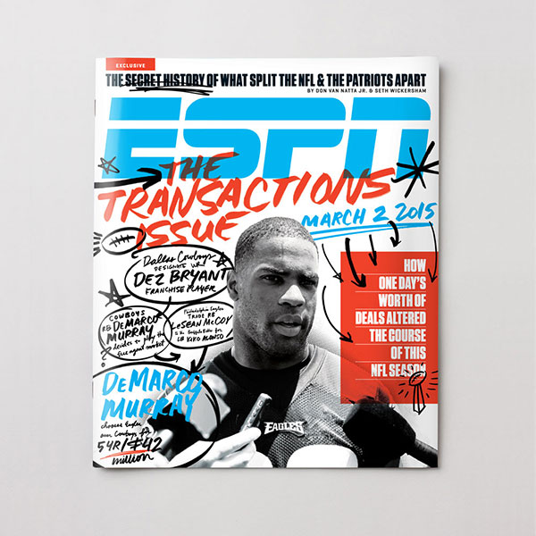 ESPN Transactions Issue
