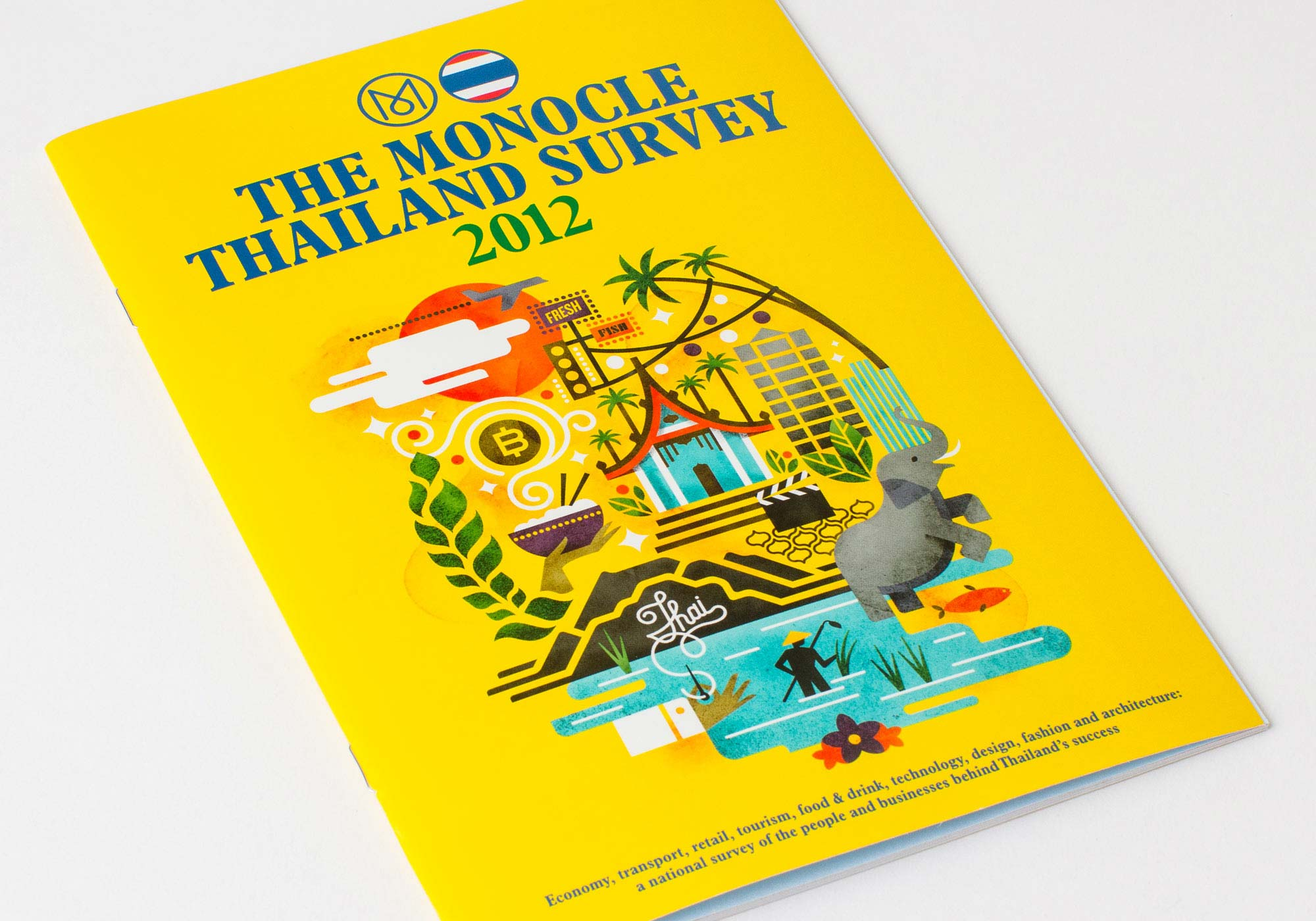 Monocle Thailand Survey
